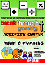 Breakthrough Gaming Activity Center: Math and Numbers - Christian-themed Educational Game