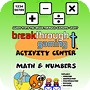 Breakthrough Gaming Activity Center: Math and Numbers - Christian-based Learning Game