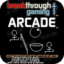 Breakthrough Gaming Arcade - Christian-themed Retro Arcade Game