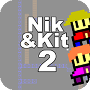 Nik and Kit 2 - Christian based Retro styled Arcade Game